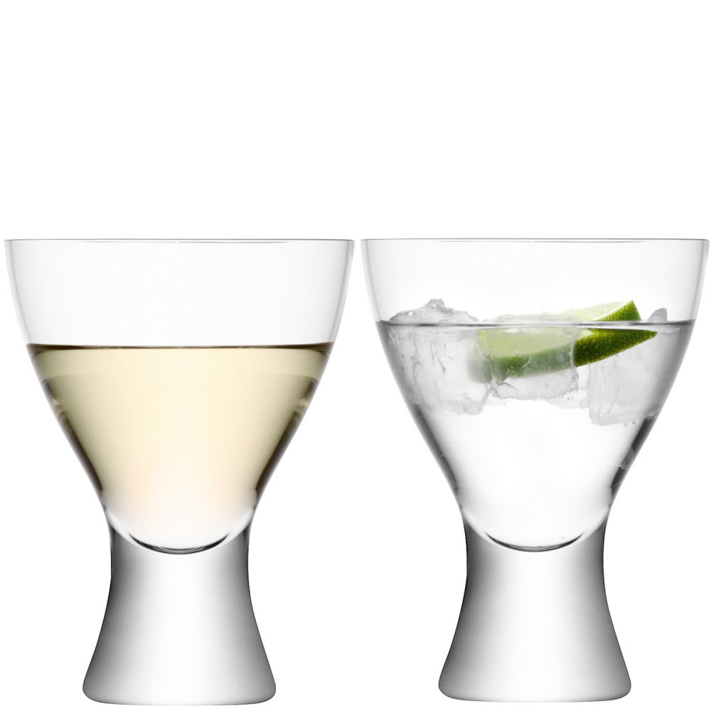 Lsa elina water wine glasses set of 2 ebay Unusual drinking glasses uk