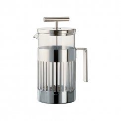 Aldo Rossi Press Filter Coffee Maker 9094/3 - 3 Cup