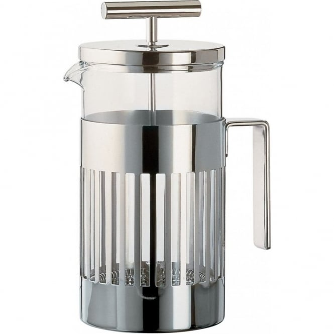 Alessi Aldo Rossi Press Filter Coffee Maker 9094/8 - 8 Cup