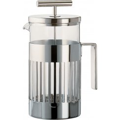 Aldo Rossi Press Filter Coffee Maker 9094/8 - 8 Cup