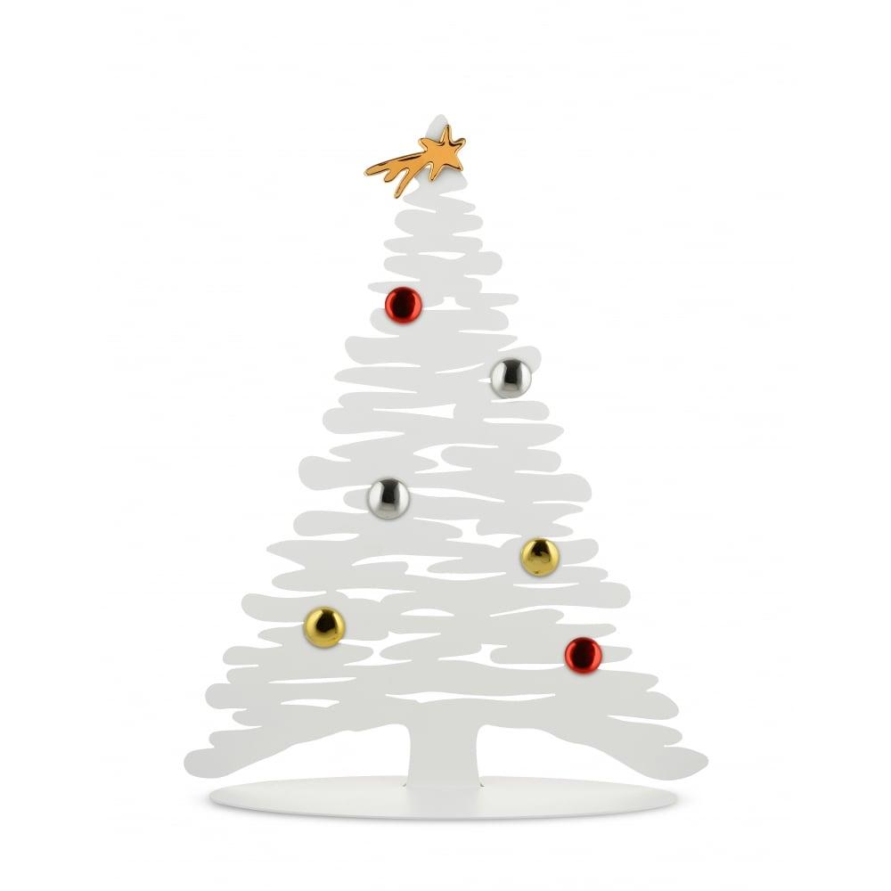 Alessi Bark Christmas Tree Christmas Decorations Black