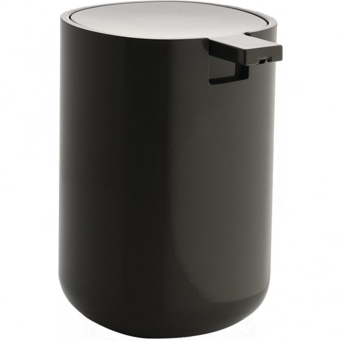 Alessi Birillo Liquid Soap Dispenser - Dark Grey