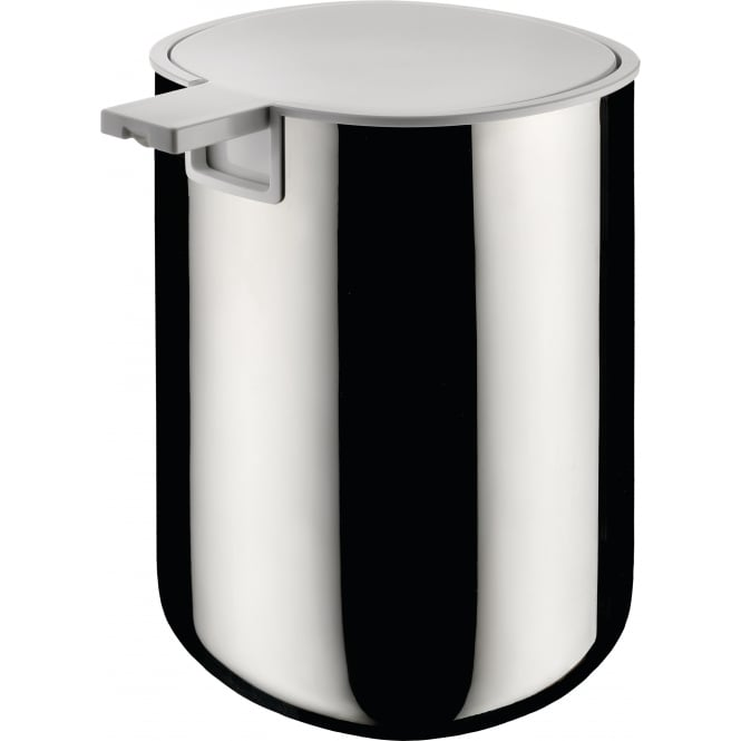 Alessi Birillo Liquid Soap Dispenser - Mirror Polished Stainless Steel