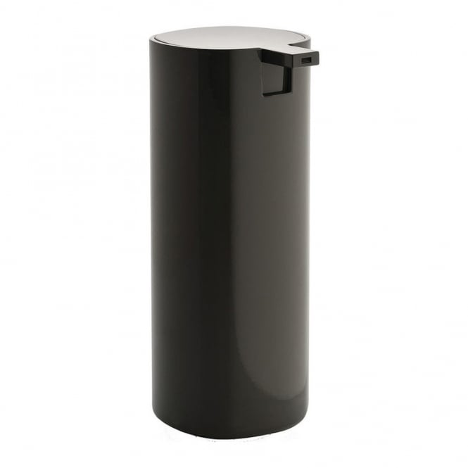 Alessi Birillo Tall Liquid Soap Dispenser - Dark Grey