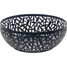 Cactus Fruit Bowl - Black - 29cm
