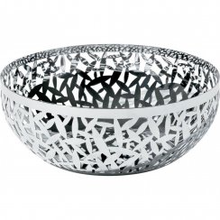 Cactus Fruit Bowl - Stainless Steel