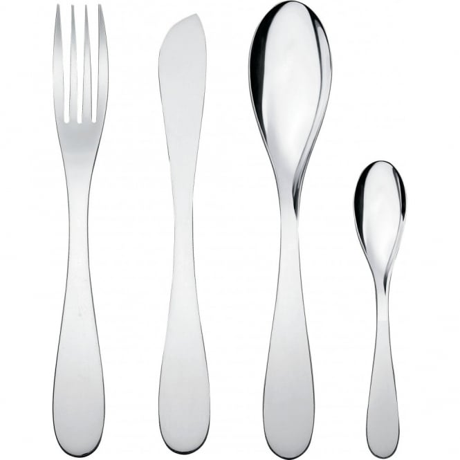 Alessi Eat It 24 Piece Cutlery Set