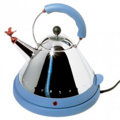 Electric Bird Kettle - Blue