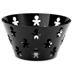 Girotondo Basket - Black - 23cm