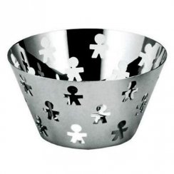 Girotondo Basket - Stainless Steel