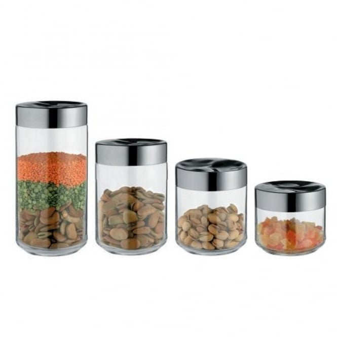 Alessi Julieta Kitchen Storage Jars