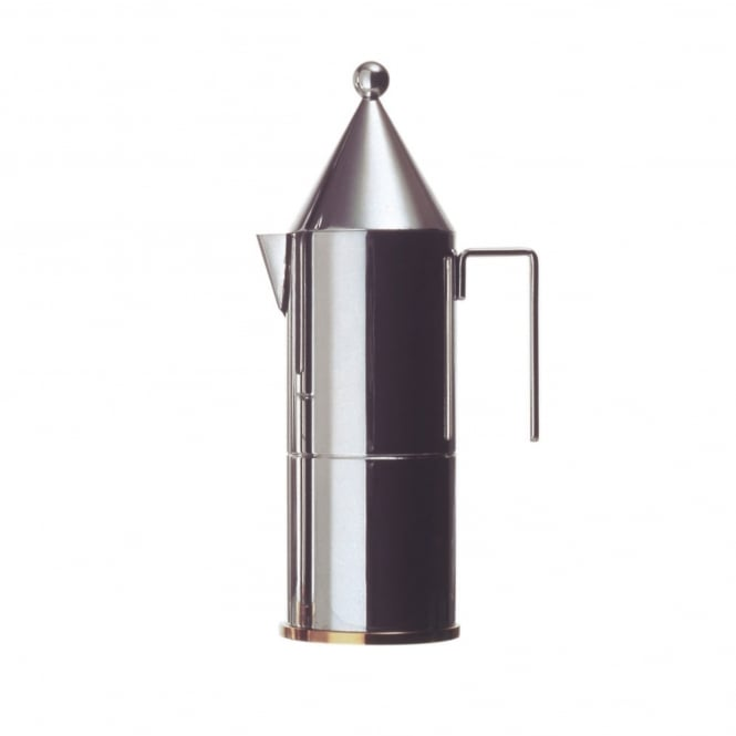 Alessi La Conica Espresso Coffee Maker - 3 Cup