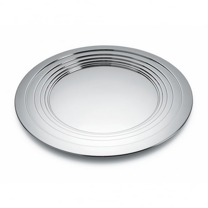 Alessi Le Cerchie Centrepiece/Tray - Stainless Steel