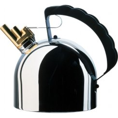 Melodic Whistling Kettle by Richard Sapper - 9091
