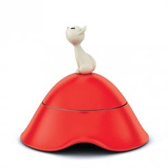 Mio Cat Bowl - Red