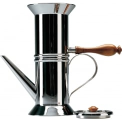 Neopolitan Coffee Maker - Stainless Steel