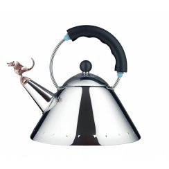 Tea Rex Hob Kettle - Black