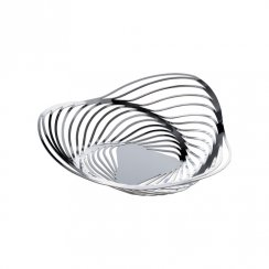 Trinity Steel Basket - Stainless Steel