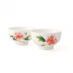 Darcy Teacups - Set of 2