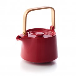 Mido Teapot - Red