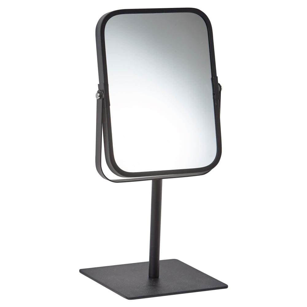 Aquanova BathroomDressing Mirror Freestanding Table Black Moon PXuTZkOi