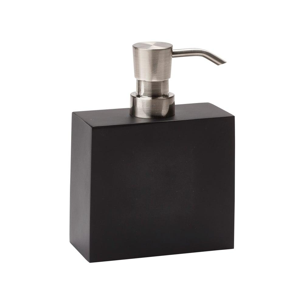Aquanova Moon Soap Dispenser | Black