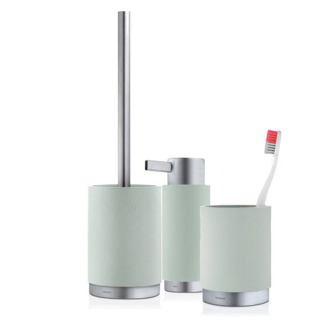 Blomus Ara Bathroom Set - Ice Green