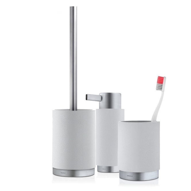 Blomus Ara Bathroom Set - Moon Grey