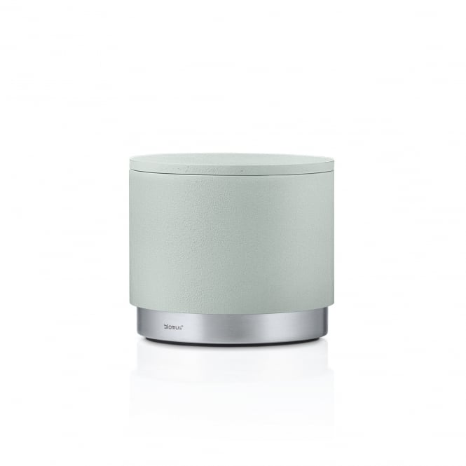 Blomus Ara Bathroom Storage Container/Box - Ice Green