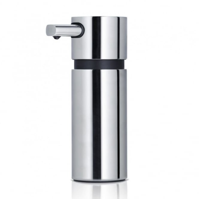 Blomus Floz design Areo Soap Dispenser Polished Stainless Steel - Large 220ml
