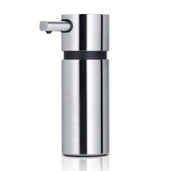 Floz design Areo Soap Dispenser Polished Stainless Steel - Large 220ml
