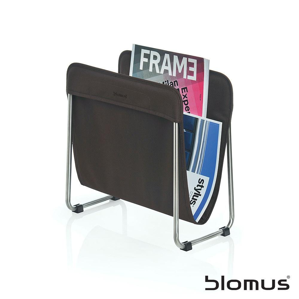 Blomus Floz Design Levio Magazine Rack Black