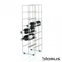 Pilare Stainless Steel Wine Rack - 12 Bottles