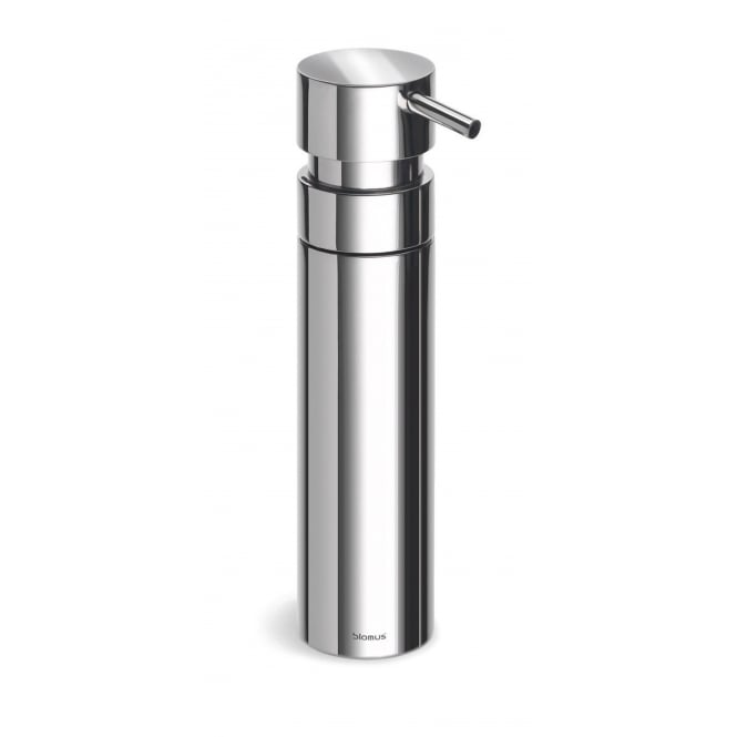 Blomus Stotz design Nexio Soap Dispenser Polished Stainless Steel - 100ml