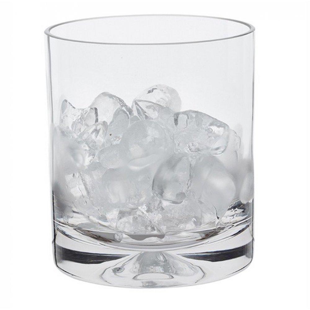 Dartington Crystal Dimple Ice Bucket And Tongs