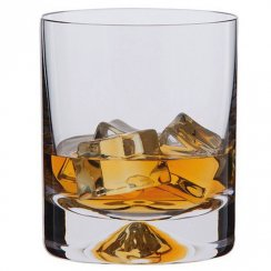 Dimple Old Fashioned Whisky Glasses - Set of 2