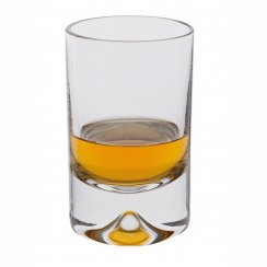 Dimple Shot Glasses - Set of 2