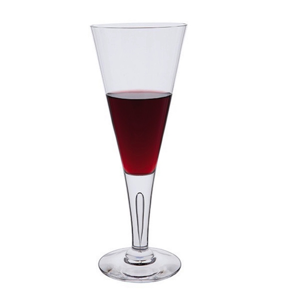 Wonderful Sharon Goblet Red Wine Glass   Set Of 2