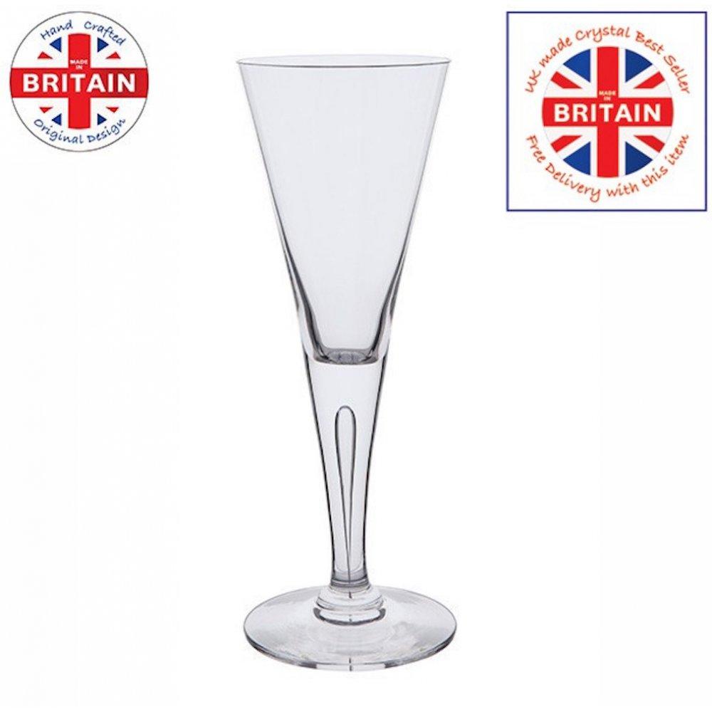 Dartington Crystal Sharon Large Wine Glasses At Black By