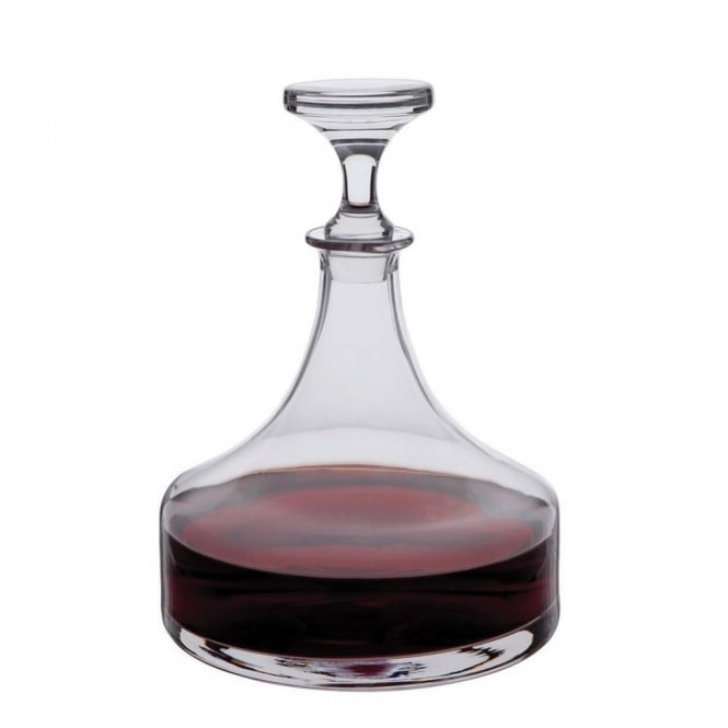 Dartington Crystal Ships Spirits Decanter - 1L