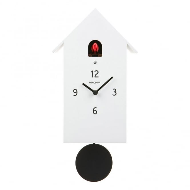 Diamantini Domeniconi Meridiana Cuckoo Clock From Black By Design