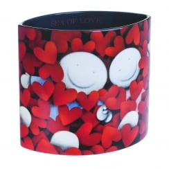 Doug Hyde Sea of Love Ceramic Vase