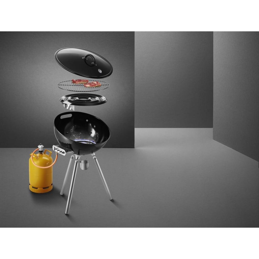 Eva Solo FireGlobe Gas Grill   Black by Design