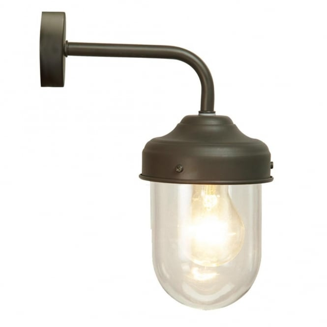 Garden Trading Barn Indoor/Outdoor Wall Light - Coffee Bean