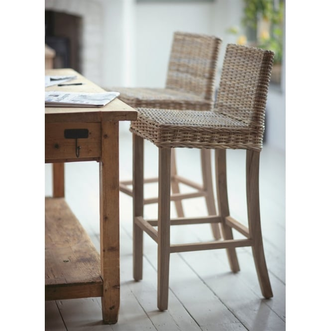 Garden Trading Bembridge Bar Stool - Rattan