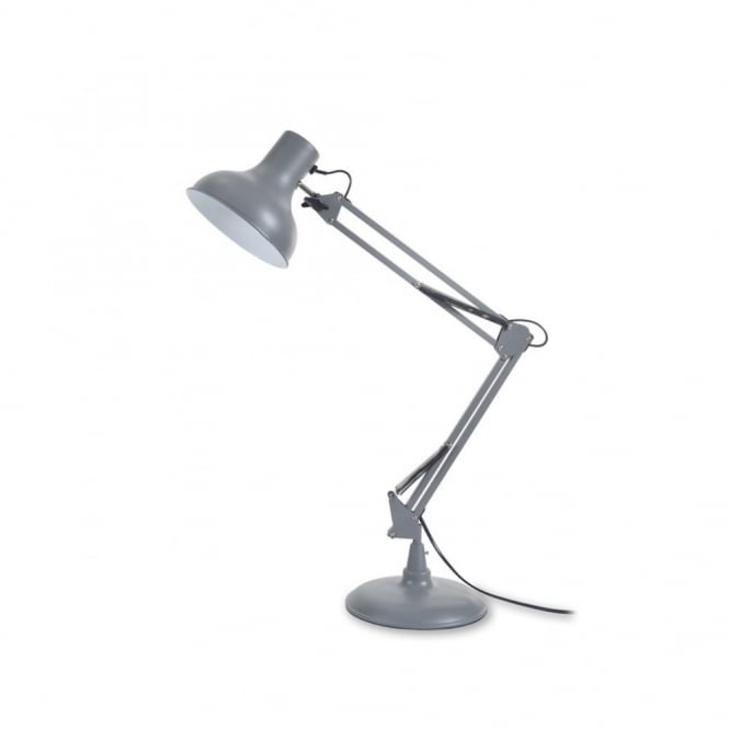 Garden Trading Clerkenwell Table Lamp - Charcoal