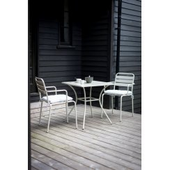 Dean Street Bistro Table & Chairs - Clay