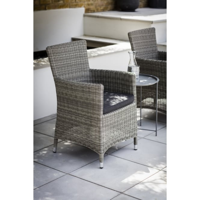 Garden Trading Driffield Chair - PE Rattan - Set of 2