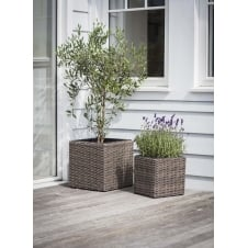 Harting Square Planters - Set of 2