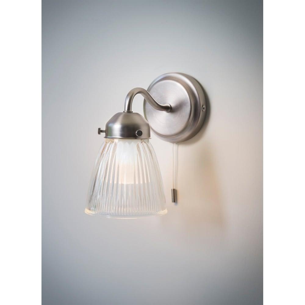 Garden Trading Kitchen Bin Pimlico Bathroom Wall Light Black By Design